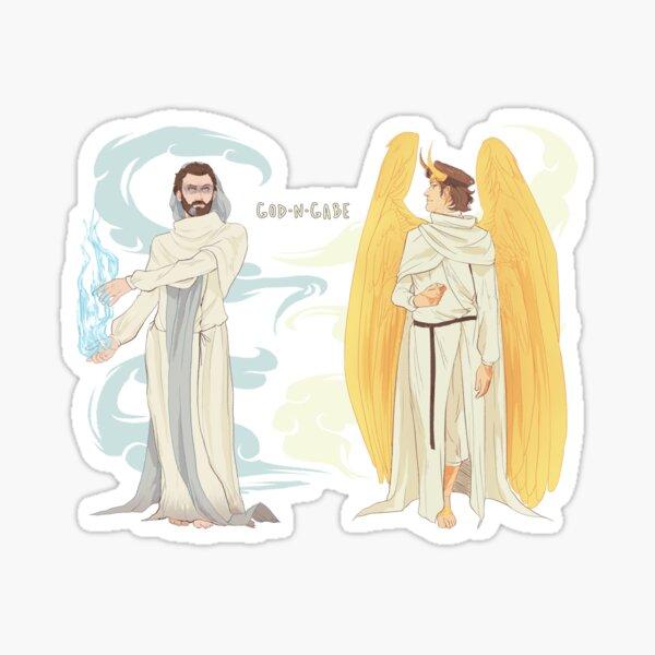 OLSCHOOL G'N'G Sticker