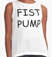 Fist Pump Contrast Tank
