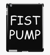 Fist Pump iPad Case/Skin