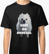 gabe will bork on Classic T-Shirt