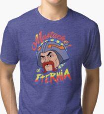 Mustache! of ETERNIA Tri-blend T-Shirt
