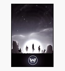 Westworld Photographic Print