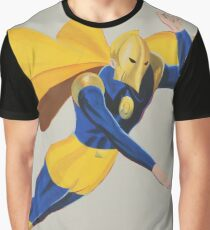 Dr. Fate and the Helm of Nabu Graphic T-Shirt