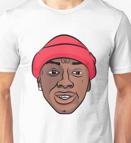 """Soulja Boy """"They Say Soulja Ain't From The Hood"""" Unisex T-Shirt"""
