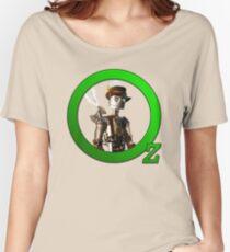 Steampunk Tin Man of Oz Women's Relaxed Fit T-Shirt