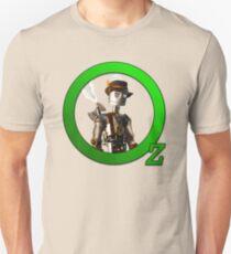 Steampunk Tin Man of Oz Unisex T-Shirt