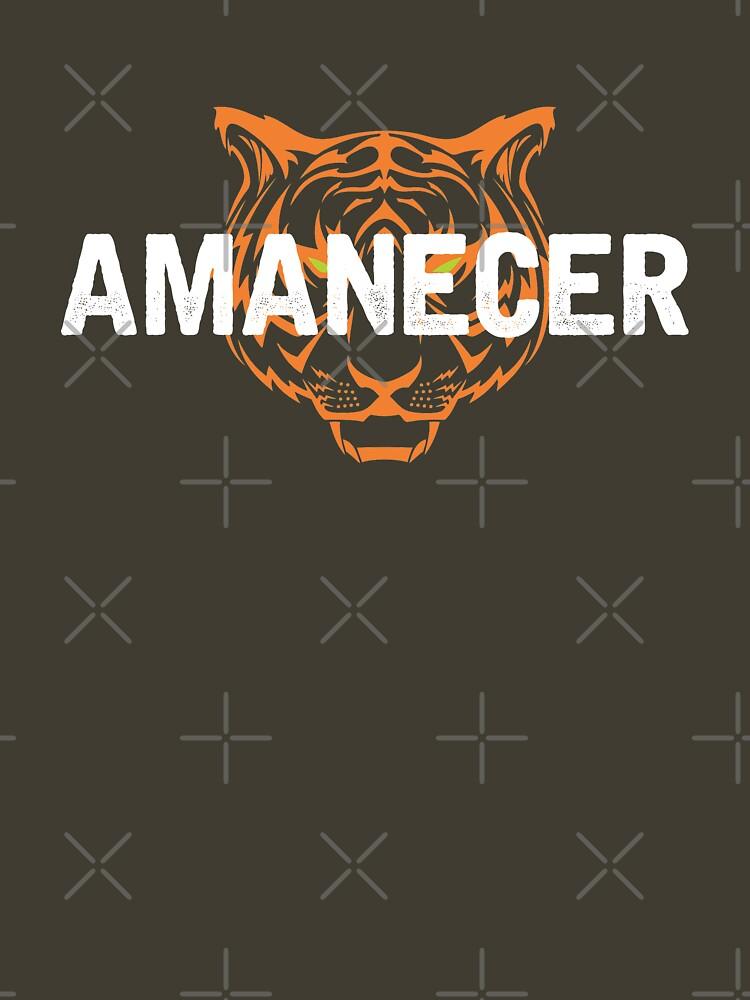 Edurne - Amanecer [2015, Spain][tiger] by lazarusheart