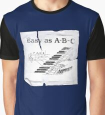 The Music Lesson Graphic T-Shirt