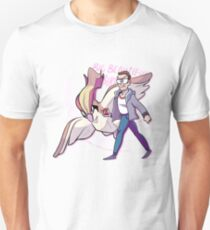 Griffin and Ms. B T-Shirt