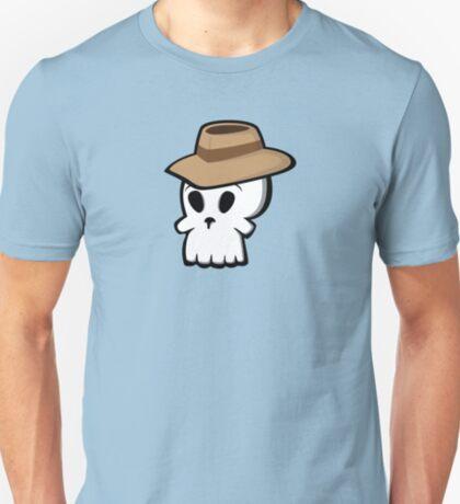 Mr. Skull Hat T-Shirt