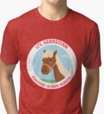 Li'l Sebastian - Parks and Recreation Tri-blend T-Shirt