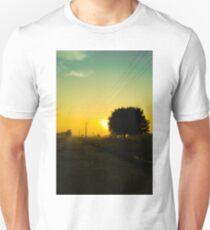 An Orange Sunrise T-Shirt