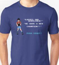 Little Mac New Champion Unisex T-Shirt