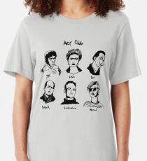 Art Club Slim Fit T-Shirt