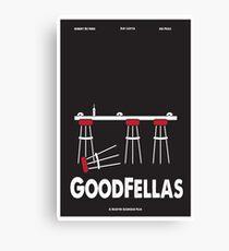 Goodfellas Canvas Print