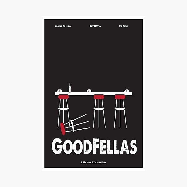 Goodfellas Photographic Print