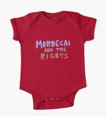 Mordecai and the Rigbys One Piece - Short Sleeve