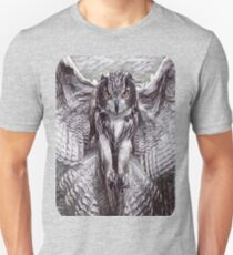 My Creative Design of an OwL Attacking Unisex T-Shirt