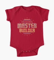 Original Master Builder Kids Clothes