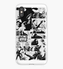 Love for Rick and Negan iPhone Case/Skin