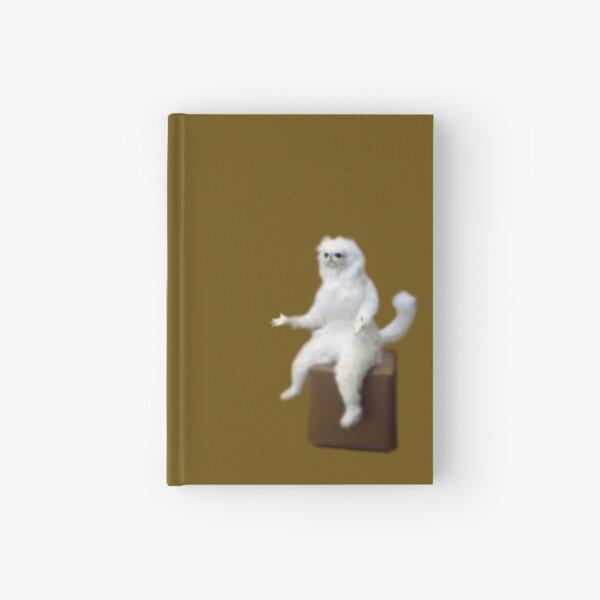 Persian Cat Room Guardian Hardcover Journal