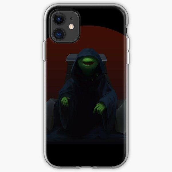 Evil Kermit iPhone Soft Case