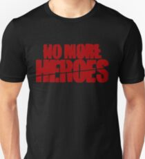 No More Heroes logo T-Shirt