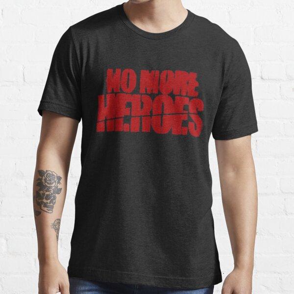 No More Heroes logo Essential T-Shirt