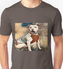 The Friendly Well Groomed Pit Bull T-Shirt