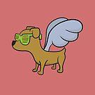 Cool dog by stegopawrus