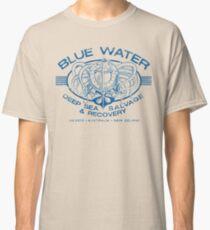 Blue Water Deep Sea Salvage Classic T-Shirt