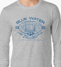 Blue Water Deep Sea Salvage Long Sleeve T-Shirt