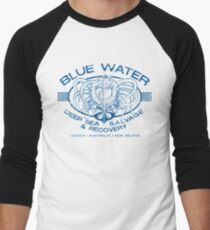 Blue Water Deep Sea Salvage Men's Baseball ¾ T-Shirt