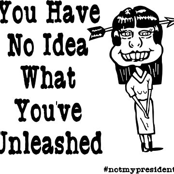 You Have No Idea What You've Unleashed - cartoon by bluzink