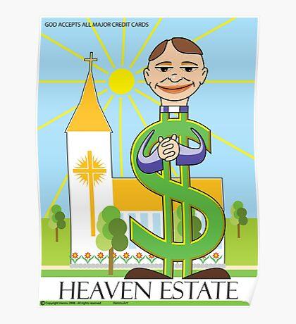 Heaven Estate Poster