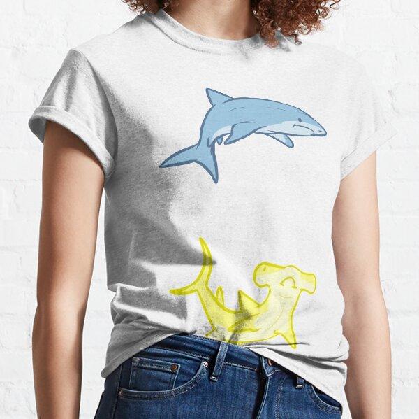 Friendly Sharks Classic T-Shirt