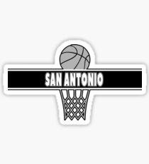 San Antonio Sticker