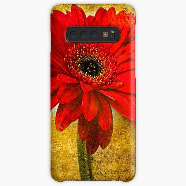 The Golden Gerbera Samsung Galaxy Snap Case