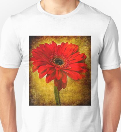 The Golden Gerbera T-Shirt