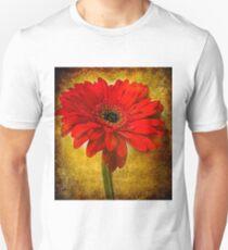 The Golden Gerbera Unisex T-Shirt