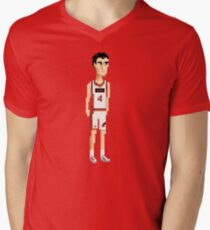 Rony Mens V-Neck T-Shirt