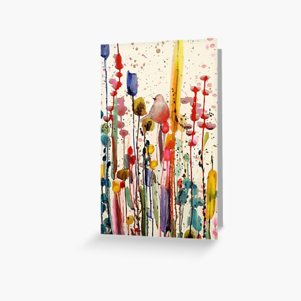 ce doux matin Greeting Card