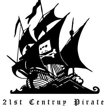 21st Century Pirate by SamsShirts