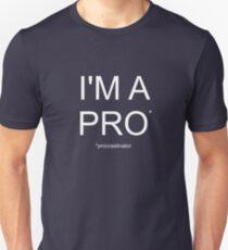Funny Procrastination T-Shirt Unisex T-Shirt