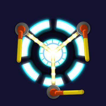 Flux Reactor by drewreimer