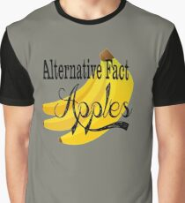 Alternative Fact Apples Graphic T-Shirt
