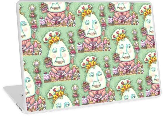King Of Valentine Confections  Susan Brack by Susan Brack