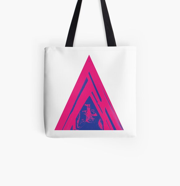 In Cats We Trust All Over Print Tote Bag