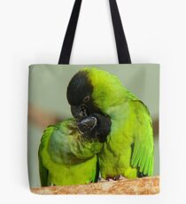 This Is Simply Heavenly!!! - Nandae Conures - NZ Queenspark Tote Bag