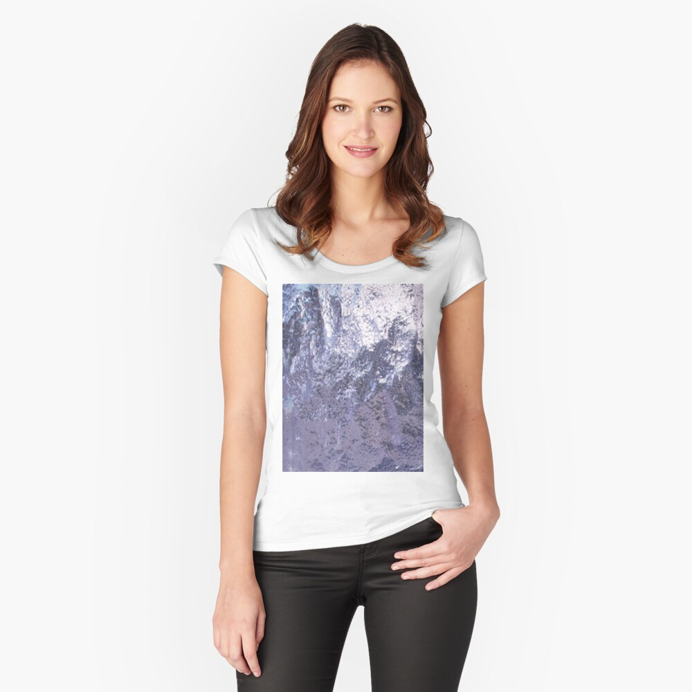 Trekkie Tanukiutti Women's Fitted Scoop T-Shirt Front